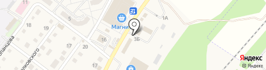 Саморезик.ru на карте Воротынска