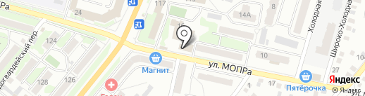 ILLUZIA CLUB на карте Орла
