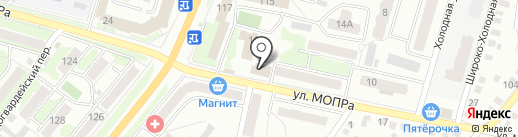 Айболит на карте Орла