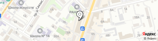 Гипронисельпром на карте Орла