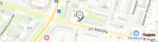 Фифа на карте Орла