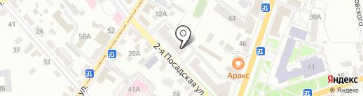 TRAVA на карте Орла