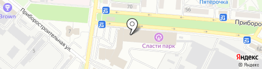 ТРЕЙД-АГРО на карте Орла