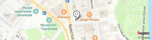 Sport X на карте Орла