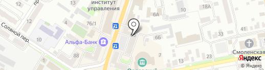 Rem57 на карте Орла