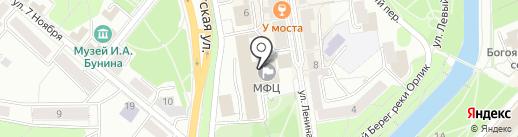 IDI STUDIO на карте Орла