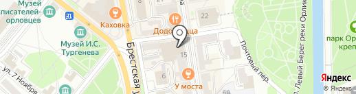 BTLife на карте Орла