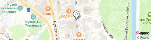 OZON.ru на карте Орла