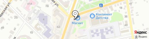 Орто-Доктор на карте Орла