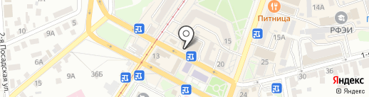 Граверная мастерская на карте Орла