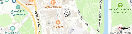 КофеРум на карте Орла