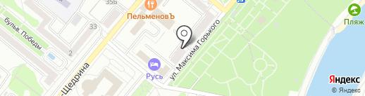Профит на карте Орла