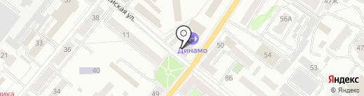 ПАНЧЕР на карте Орла