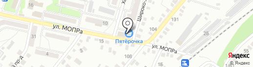 Адвокат Висягин А.М. на карте Орла