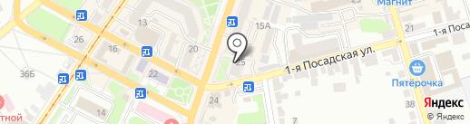 Fler-o-fler на карте Орла
