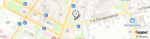 ЦентрИнформ, ФГУП на карте Орла