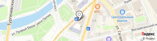 Media service на карте Орла