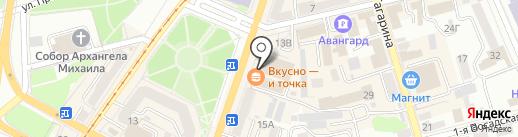 ВРЕМЯ ДЕСЕРТА на карте Орла
