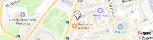 Prof Style на карте Орла