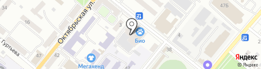 Инженерные системы безопасности на карте Орла