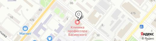 Единая городская служба ремонта на карте Орла