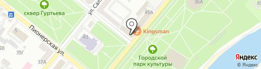Простор Телеком на карте Орла