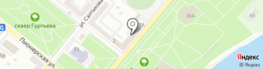 ОнЛайн-Сервис на карте Орла