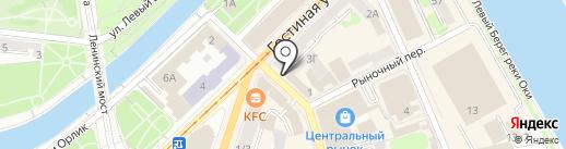 Магазин газового оборудования на карте Орла