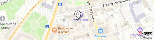 Орелкооппроект, ЗАО на карте Орла