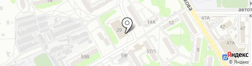 Ice на карте Курска
