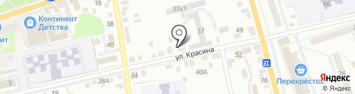 Voxkey на карте Орла