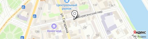 СВЕТ на карте Орла