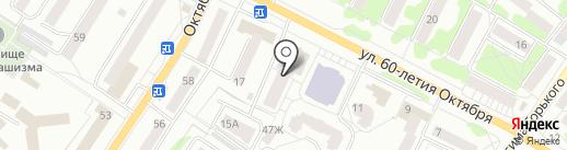 СЭС-Орел на карте Орла