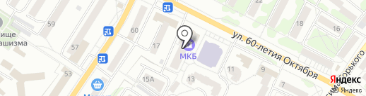 Косметологический кабинет на карте Орла