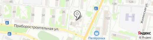 Грумстиль на карте Орла