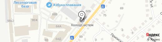 Стальсоюз на карте Орла