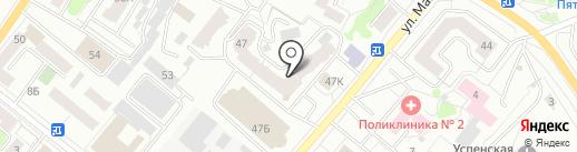 Парижанка на карте Орла