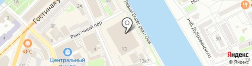 УЗИ-кабинет доктора Османова на карте Орла