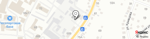 Орелавтодилер на карте Орла