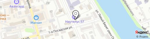 Фототовары на карте Орла