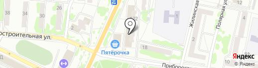 Монтажно-ремонтная компания на карте Орла