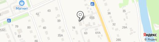 Орелэнерго на карте Орла