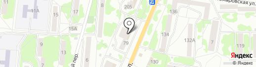 Автомаркет на карте Орла