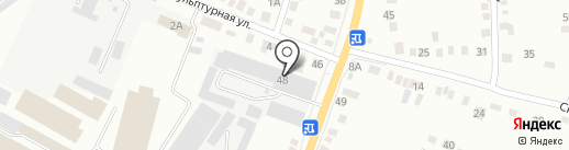 Центр кровли, ЗАО на карте Орла