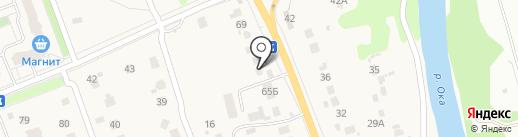 АВТОВИЗИТ57 на карте Орла