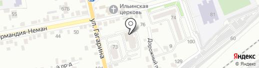 Социально-культурный центр на карте Орла