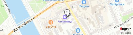 AQUABEL на карте Орла