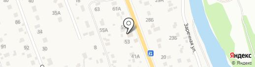 Шиномонтажная мастерская на карте Орла