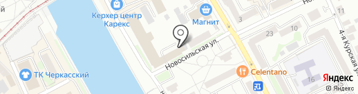 МИР В ЦВЕТЕ на карте Орла