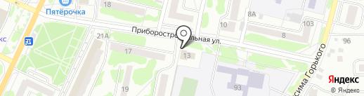 ПРОФИНВЕСТ на карте Орла